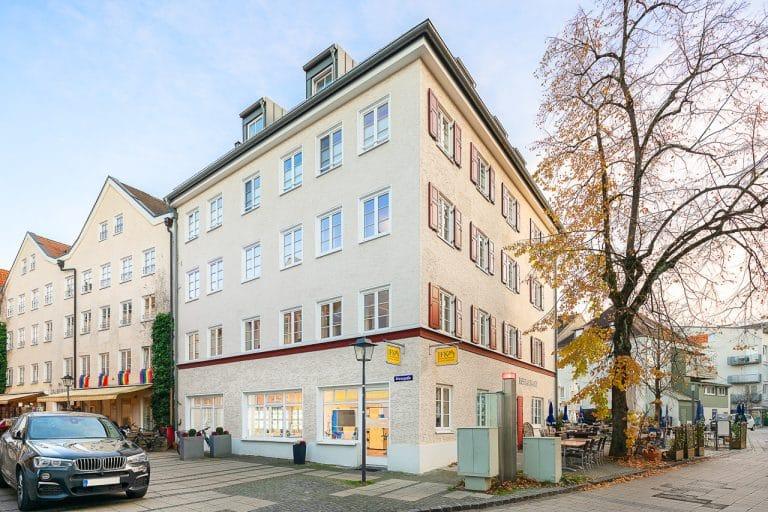 Büro Kreuzgasse 7 in Weilheim