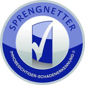 Siegel für den Immobesichtiger-Schadenerkennung von Immobilienmakler Stefan Hoisl